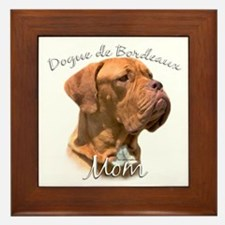 Dogue Mom2 Framed Tile