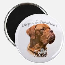Dogue Dad2 Magnet
