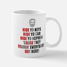 Hide Yo Keys Mugs