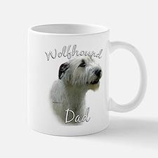 Wolfhound Dad2 Small Small Mug