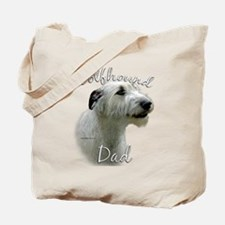 Wolfhound Dad2 Tote Bag