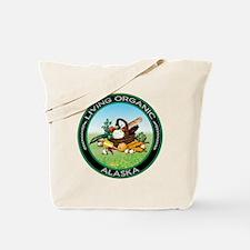 Living Organic Alaska Tote Bag