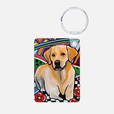Cute Labrador retriever Keychains