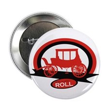 That's How I Roll Button