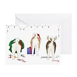 Akita Christmas Cards (Pk of 20)