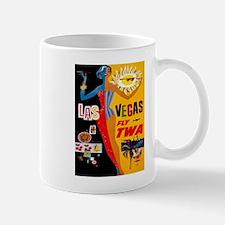 Vintage poster - Las Vegas Mugs