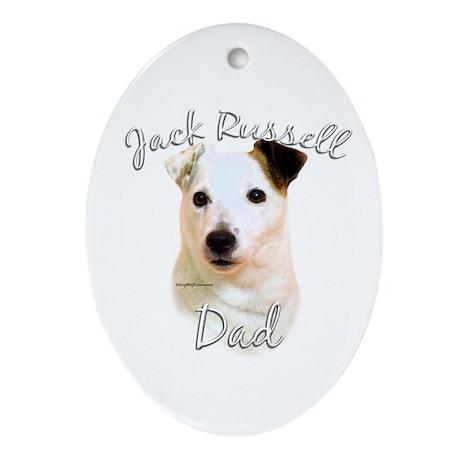 JRT Dad2 Oval Ornament