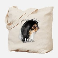 Chin Mom2 Tote Bag