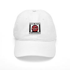 Crime Watch Neighborhood Baseball Cap