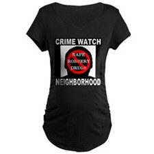 Crime Watch Neighborhood T-Shirt