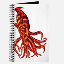 Funny Cuttlefish Journal