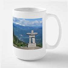 Inukshuk Whistler Mugs