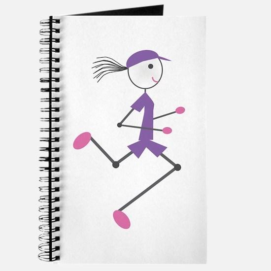 Lady Runner Journal