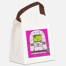 Funny Airstream Canvas Lunch Bag