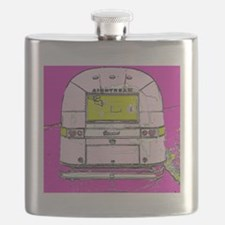 Funny Airstream Flask