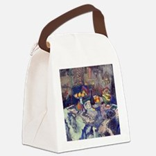Fauvism Canvas Lunch Bag