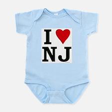 I love NJ Onesie