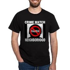 No Gangs T-Shirt