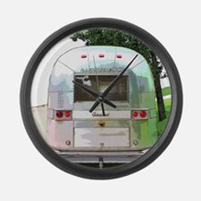 Vintage Airstream Large Wall Clock