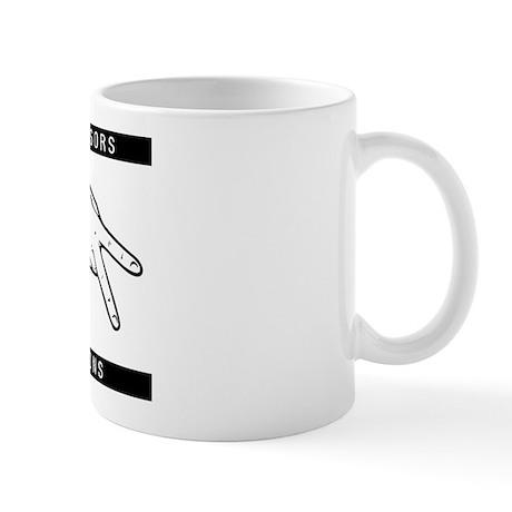 Rock Paper Scissors (RPS) Mug