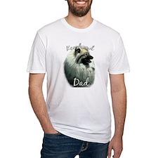 Keeshond Dad2 Shirt