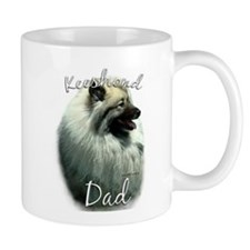 Keeshond Dad2 Mug