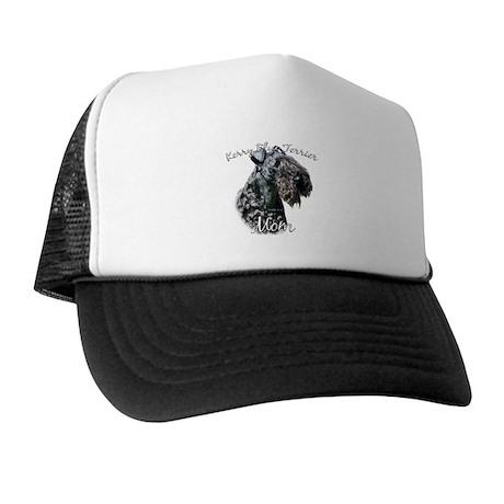 Kerry Blue Mom2 Trucker Hat