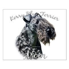 Kerry Blue Mom2 Posters