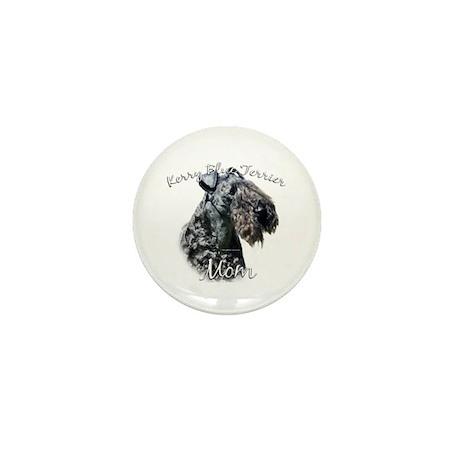 Kerry Blue Mom2 Mini Button