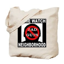 No Bad Guys Tote Bag