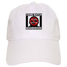 No Bad Guys Baseball Cap
