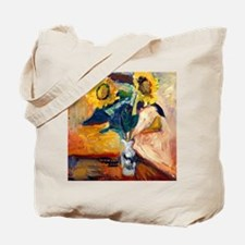 Cool Fauvism Tote Bag