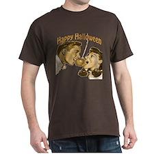 HAppy Halloween Couple T-Shirt