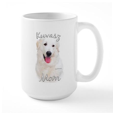 Kuvasz Mom2 Large Mug