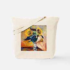 Unique Fauvism Tote Bag