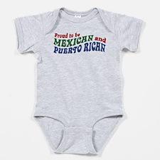 Funny Chicano Baby Bodysuit