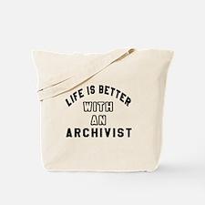 Archivist Designs Tote Bag