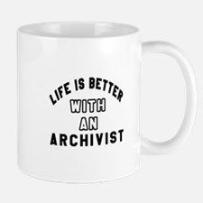 Archivist Designs Mug