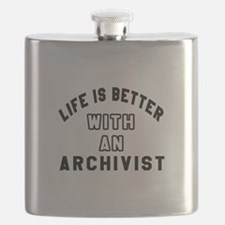 Archivist Designs Flask