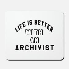 Archivist Designs Mousepad