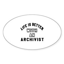 Archivist Designs Decal