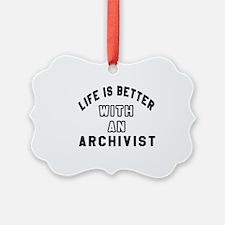 Archivist Designs Ornament