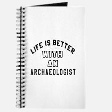 Archaeologist Designs Journal