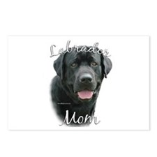 Lab Mom2 Postcards (Package of 8)