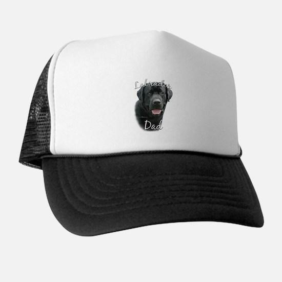 Lab Dad2 Trucker Hat