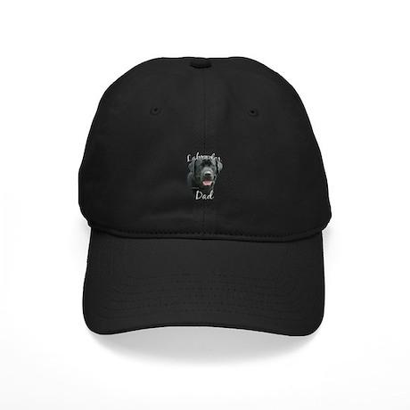 Lab Dad2 Black Cap