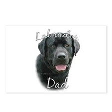 Lab Dad2 Postcards (Package of 8)
