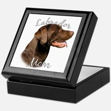 Lab Mom2 Keepsake Box