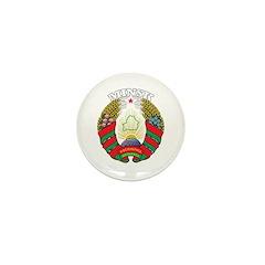 Minsk, Belarus Mini Button (10 pack)