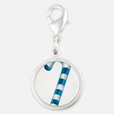 Blue Christmas Charms